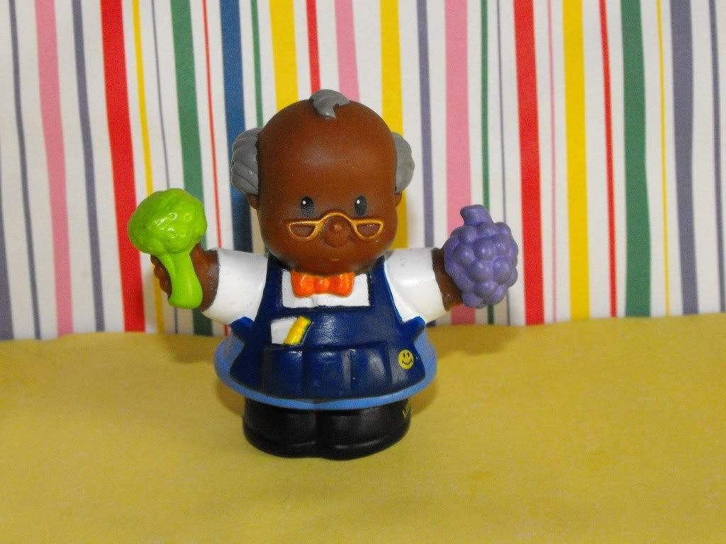 Fisher Price Little People Wal-Mart City Grocer