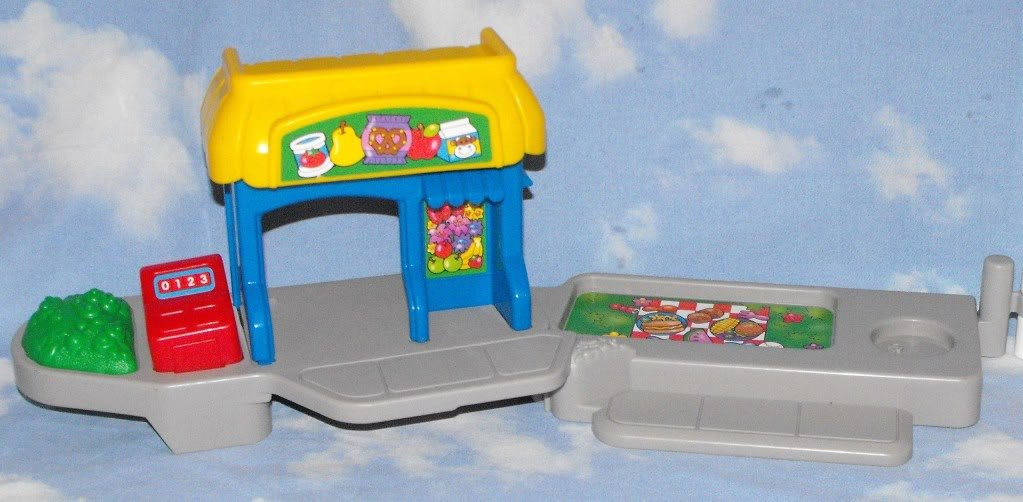 *9/13*SOLD~Fisher Price Little People Discovery Village Store Part