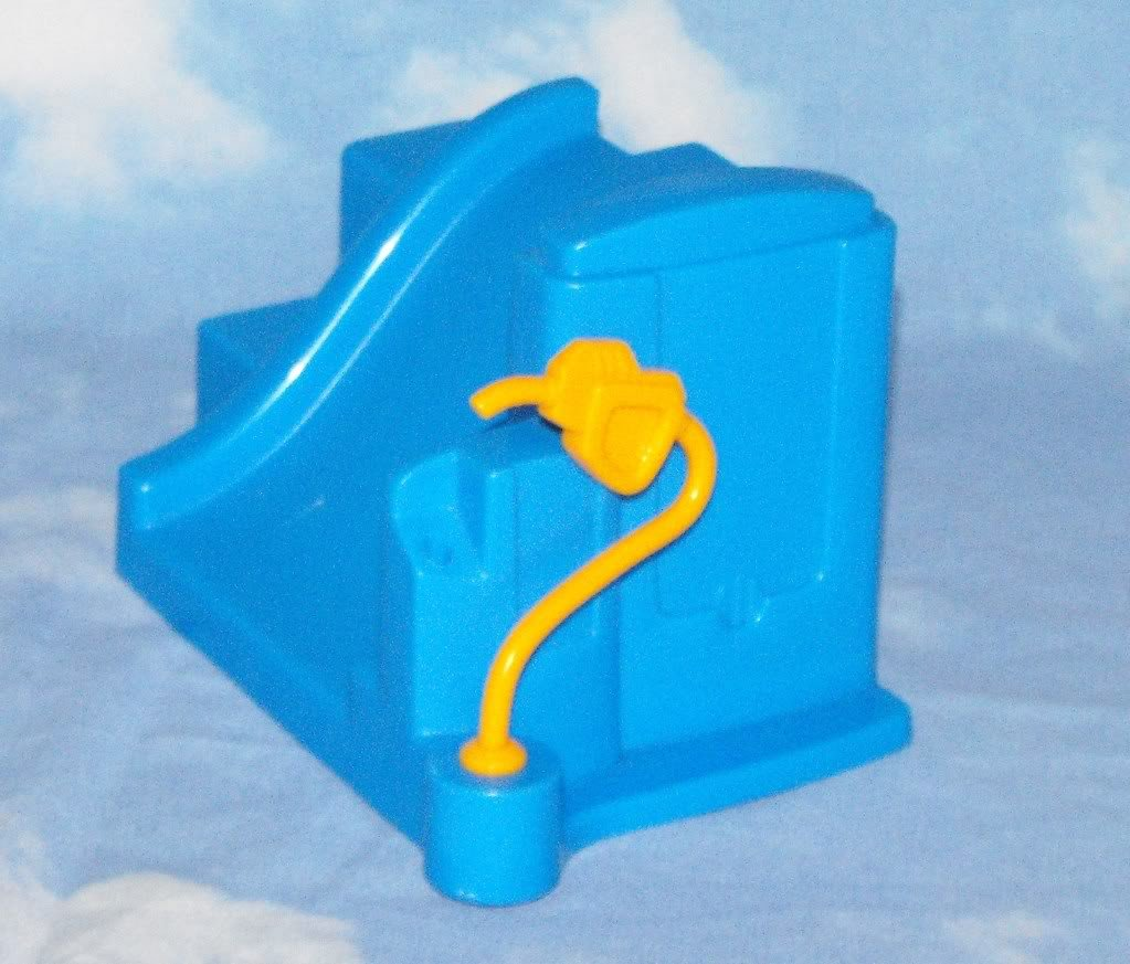 Fisher Price Little People Discovery Village Ramp Part