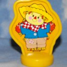 Fisher Price Little People Animal Sounds Farm Scarecrow Part