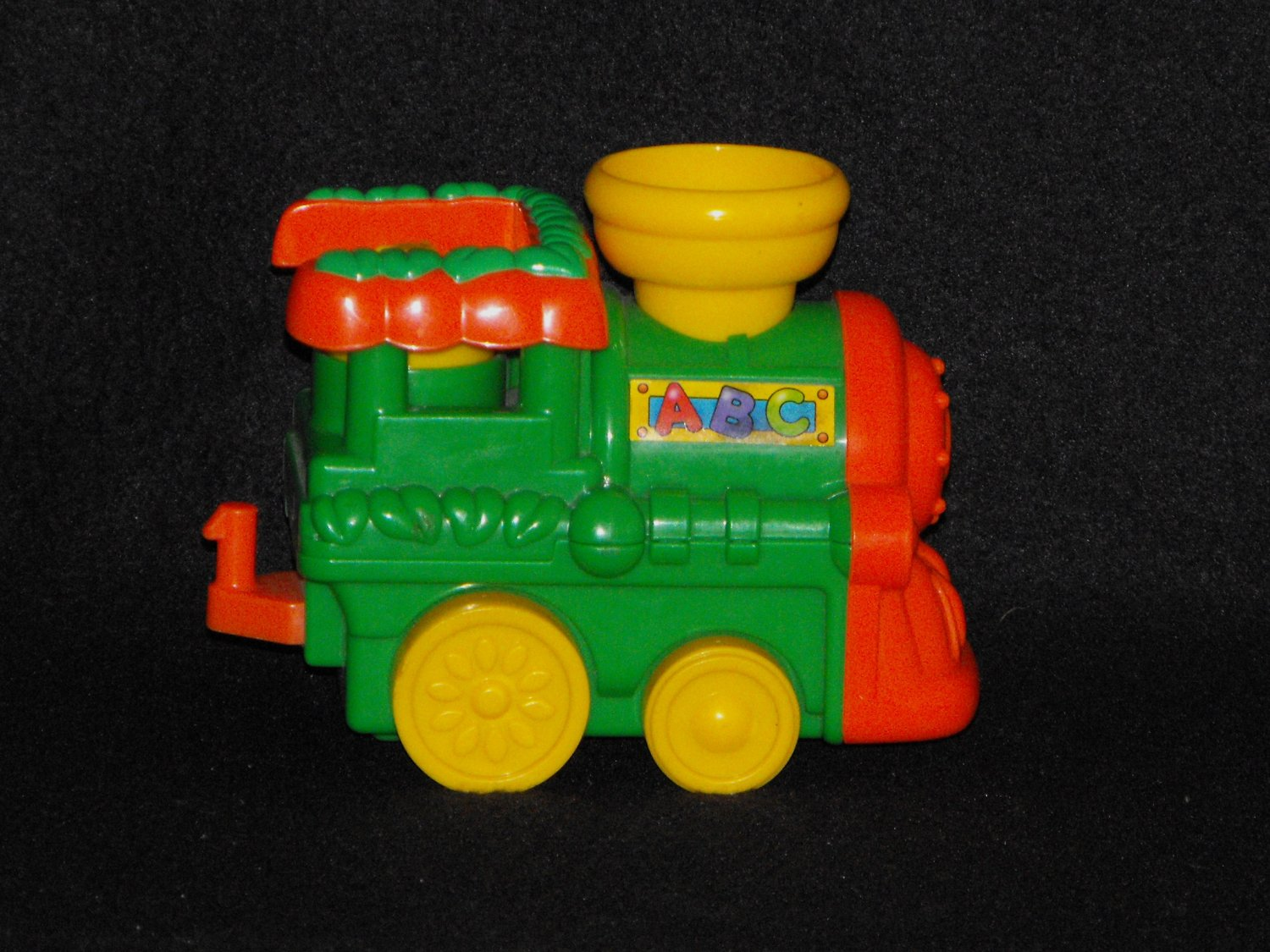 *SOLD~Fisher Price Little People ABC Zoo Train Engine Part