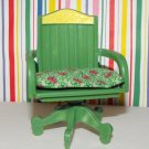 Fisher Price Loving Family Dollhouse Home Office Chair