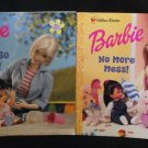 BARBIE MY FEELINGS SERIES BOOK LOT