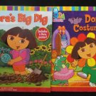 DORA THE EXPLORER BOOK LOT