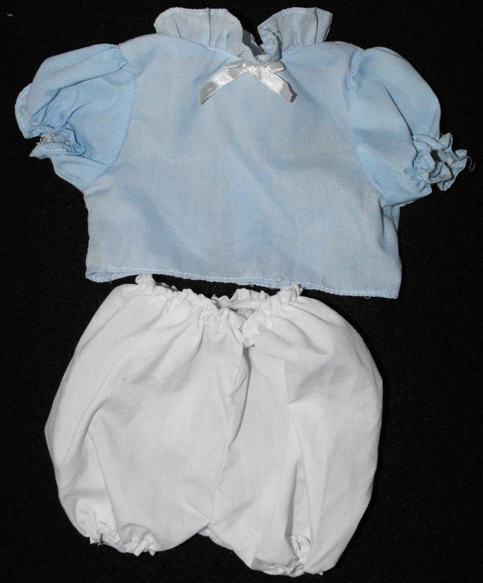 ~SOLD~Awaiting Feedback~Bitty Baby Style Blouse Shirt and Bloomers Doll Clothes Lot