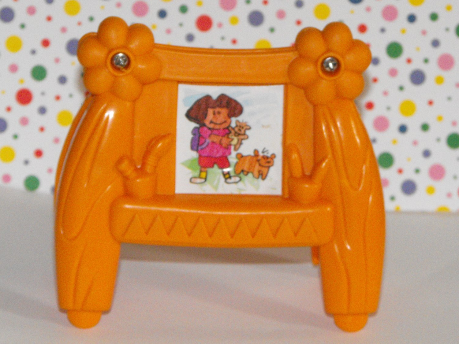 DORA THE EXPLORER TWINS DOLLHOUSE ART EASEL PART