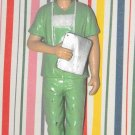 CP Toys Block Play Professionals Doctor Occupational Figure Doll
