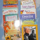 HARCOURT 5th GRADE ADVANCED READERS~HOMESCHOOL HTF