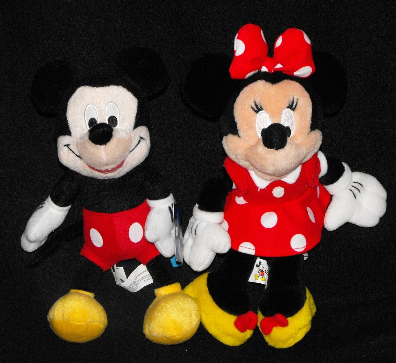 Sega Mickey Mouse Walt Disney World Minnie Mouse Lot