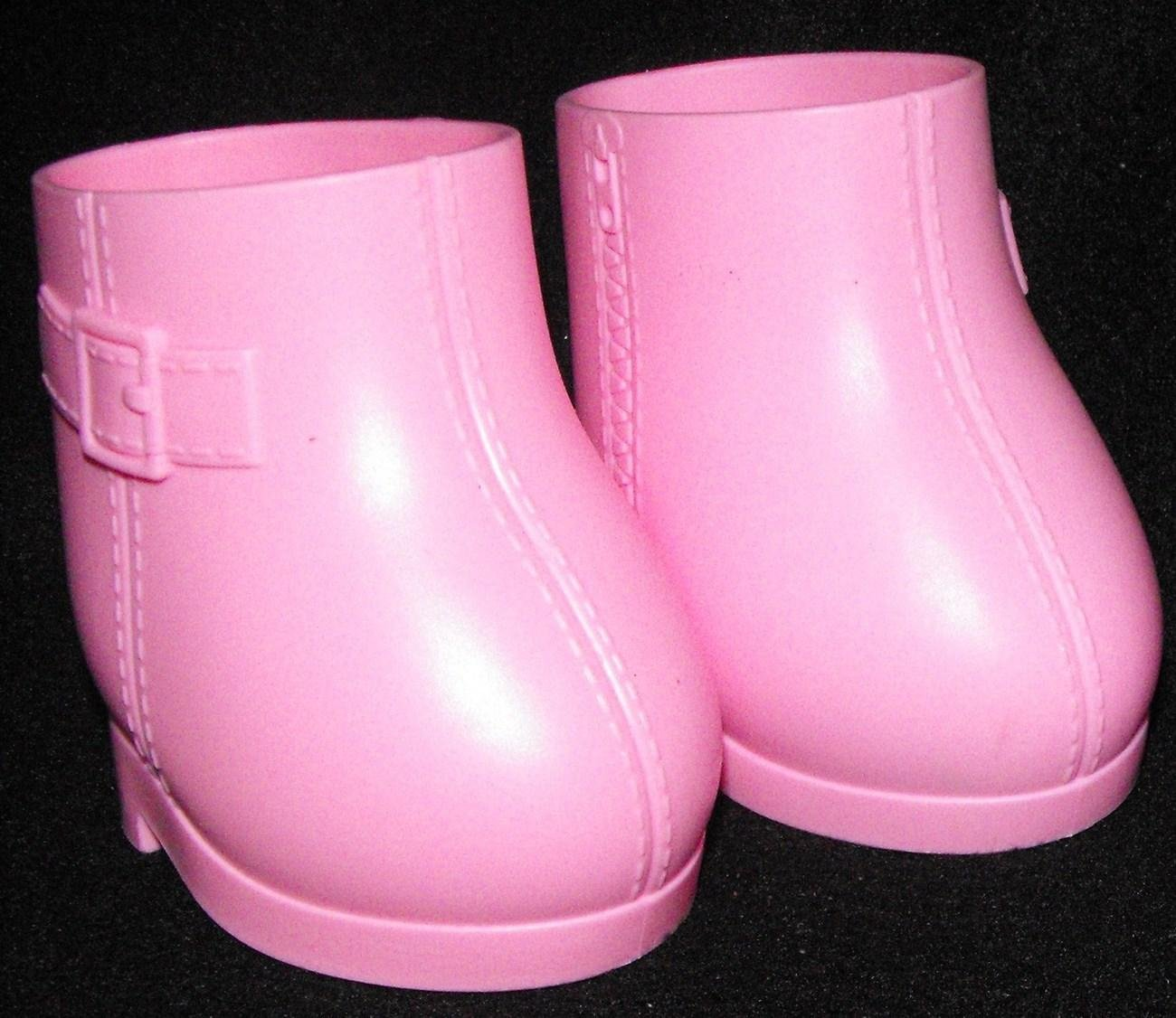 "Cabbage Patch Kids Play Along PA 16"" Doll Pink Boots"