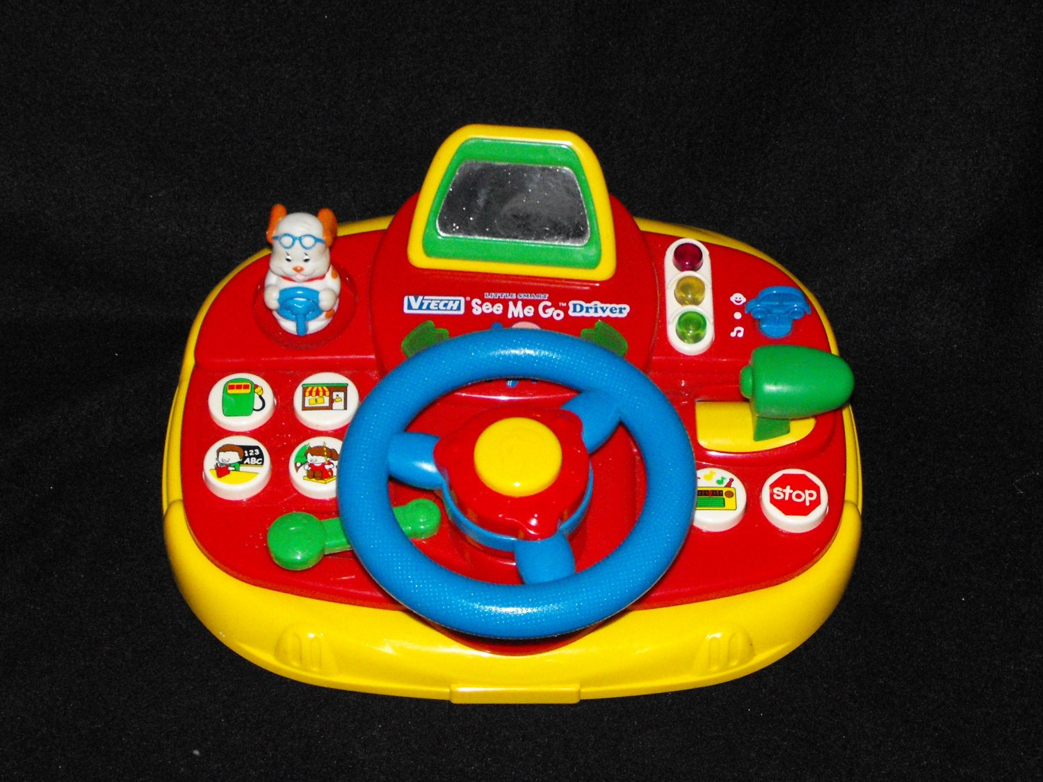 *8/13*SOLD~Vtech See Me Go Driver