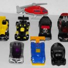 McDonald's Hot Wheels Cars lot