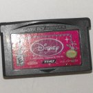 GAME BOY ADVANCE GBA DS DISNEY PRINCESSES GAME
