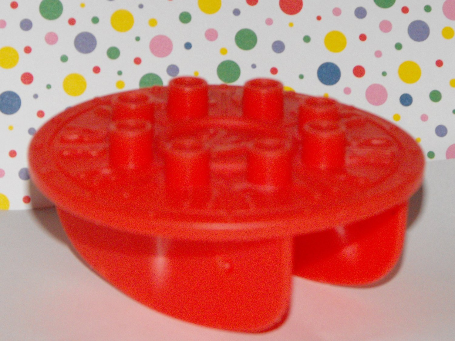 Playskool Weebles Weebalot Castle Round Table Part