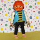 Playmobil Shark Raft Pirate Figure