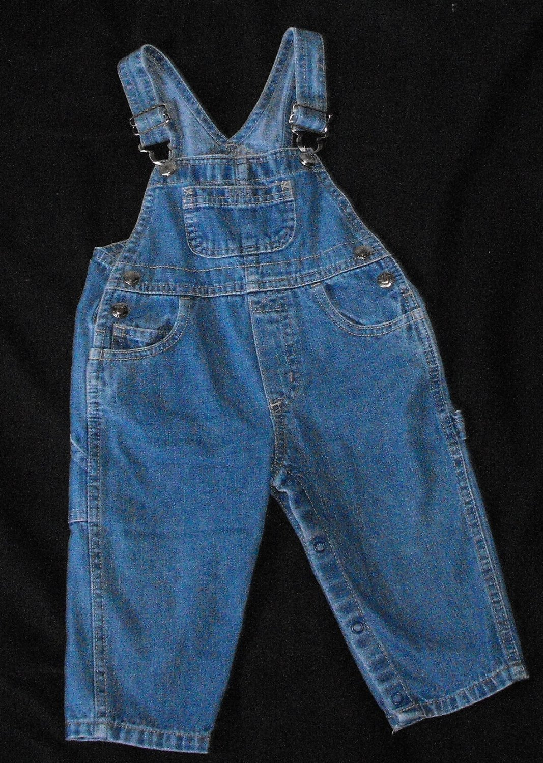 11*SOLD*Little Arizona Boys 18-24 Months Jeans Overalls Pants