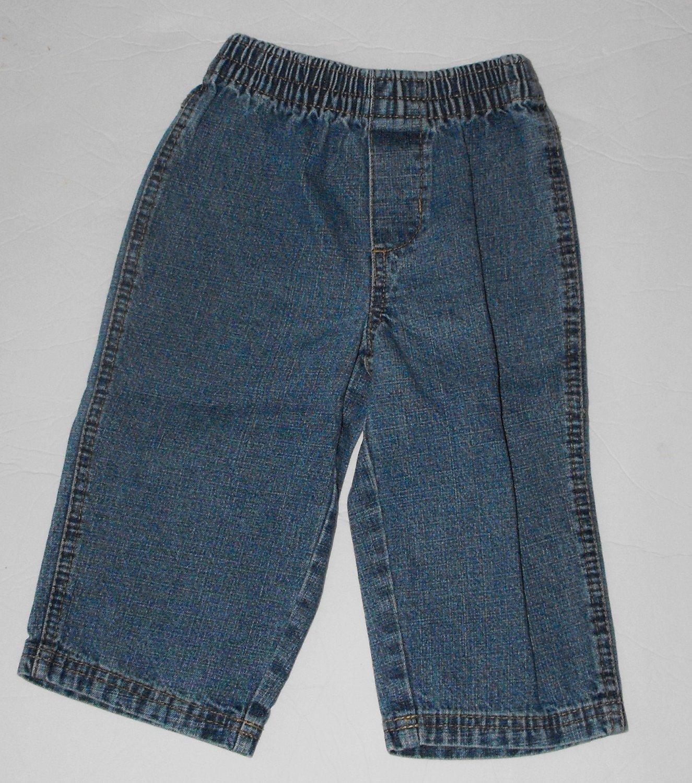 Wonder Kids Baby Boys 18-24 Months Jeans Elastic Waist