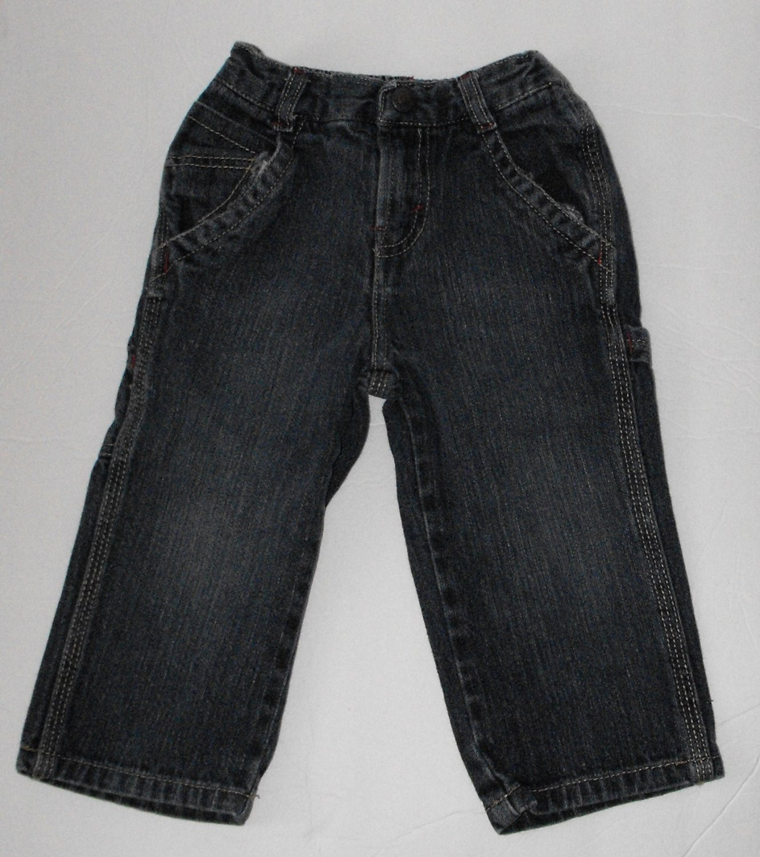 *6/11*SOLD~Levi's Baby Boys 18-24 Months Super Dark Wash Jeans