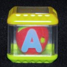 Fisher Price Peek A Blocks Incrediblock Alphabet A Block
