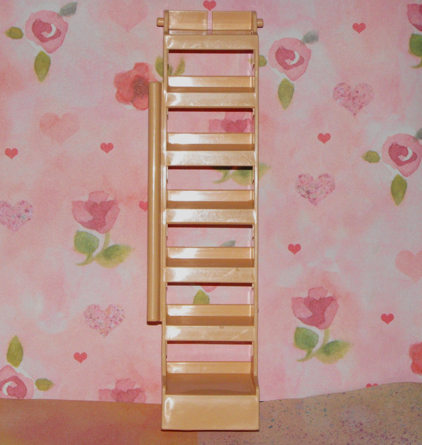 *SOLD~Awaiting Feedback~Fisher Price Loving Family Dollhouse #74649 Stairs Part