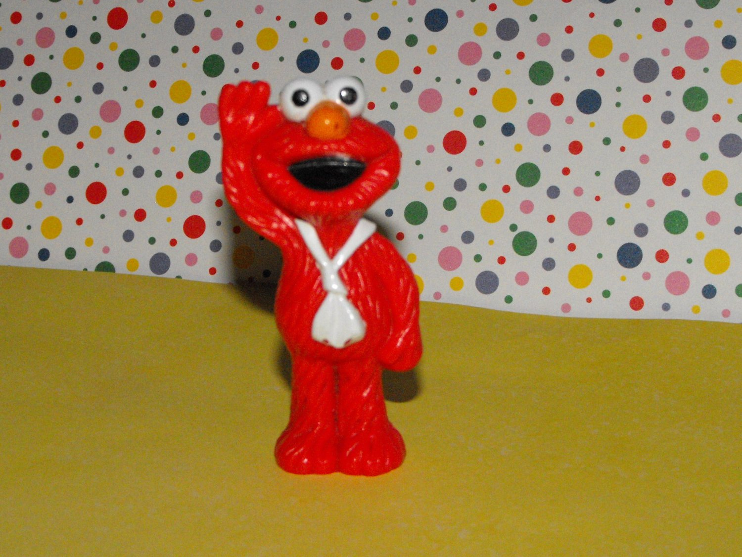 *9/15*SOLD~Sesame Street Elmo Sailor Figure