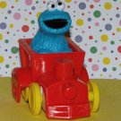 Sesame Street IILCO Toy Cookie Monster Car