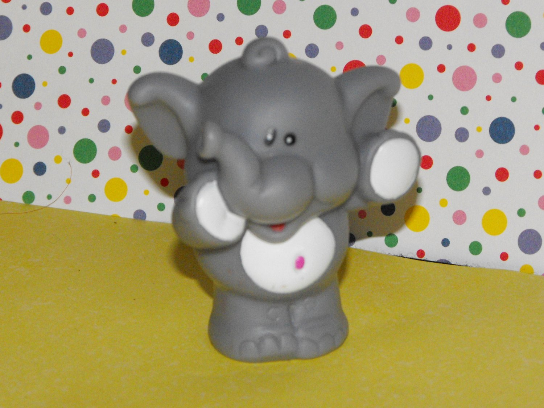 Little Tikes  like Fisher Price Little People Elephant