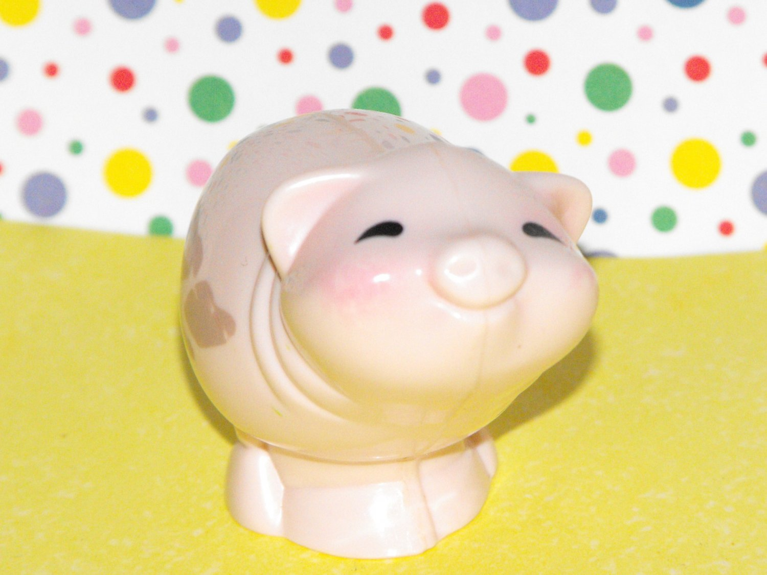 12*SOLD~Fisher Price Toots the Train Replacement Farm Pig