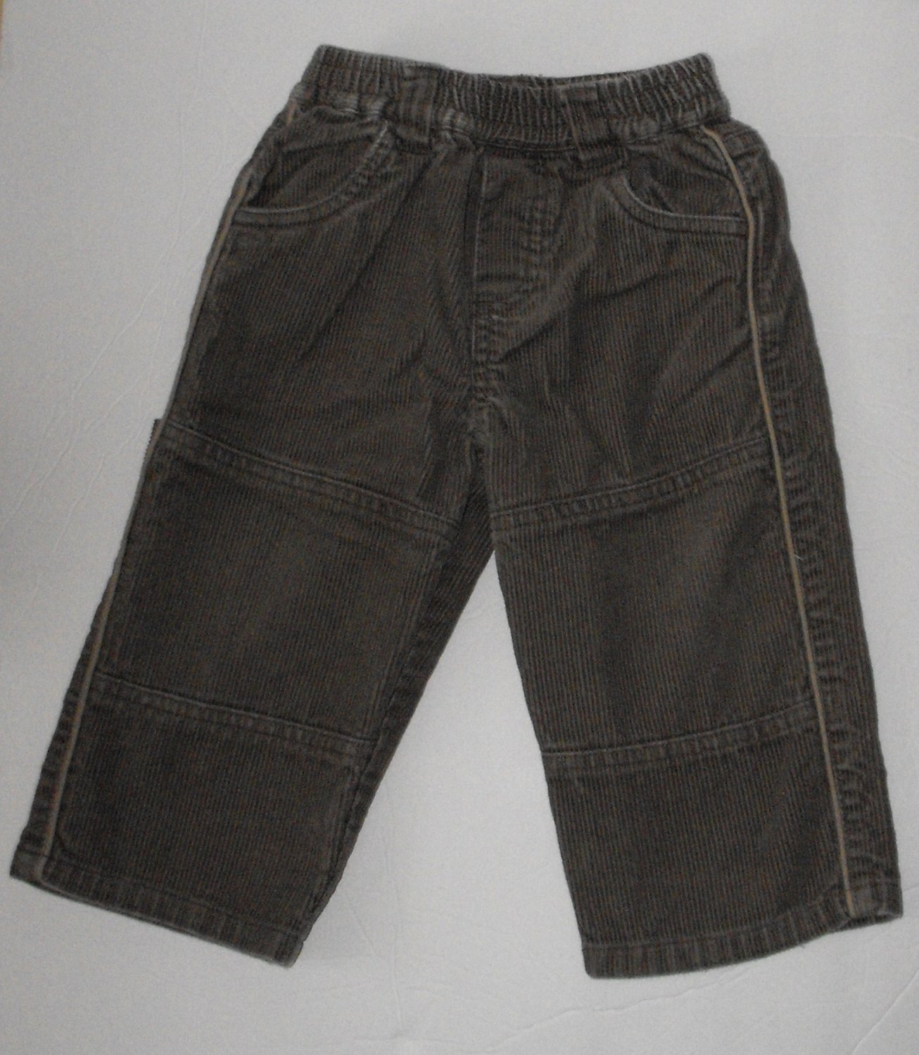 The Children's Place TCP Baby Boys 18 Months Brown Cords Pants