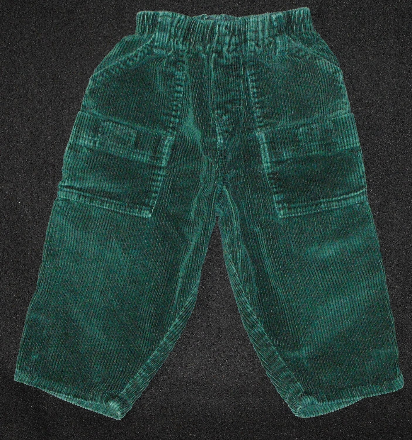 Osh Kosh  Baby Boys 18-24 Months Forest Green Cords Pants