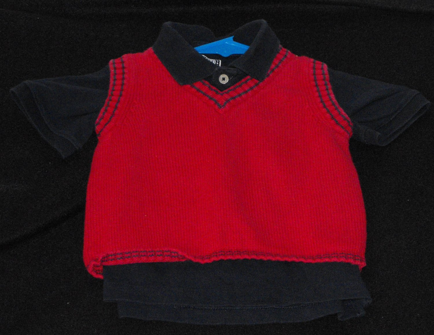 George Baby Sweater Vest Baby Boys 18-24 Months