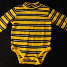 The Children's Place TCP Baby Boys 12-18 Months Longsleeve Turtleneck Bodysuit