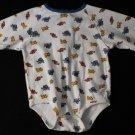 Nursery Rhyme Baby Boys 18-24 Months Longsleeve Onesie Shirt