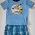Sonoma/Garanimals Toddler Baby Boys 18 Months Surf Shorts Outfit