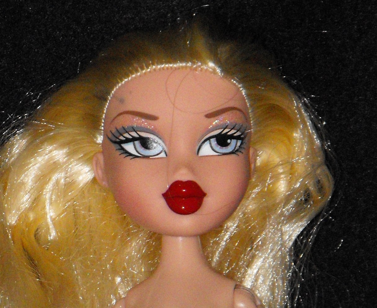 Bratz Winter Ball Cloe Doll Rare Doll~NUDE