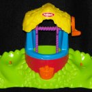 Playskool Weebles Jack and Jill's Wishing Well Part