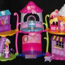 Barbie Peek A Boo Petites Town Playset
