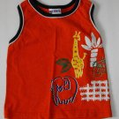 Okie Dokie Baby Boys 18 Months Safari Theme Tank Top