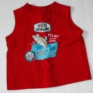 TKS  Baby Boys 18 Months Shark Tank Top