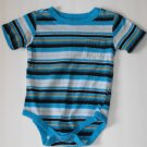 Faded Glory Baby Boys 18-24 Months Shortsleeve Bodysuit Creeper Shirt