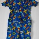 Disney Winnie the Pooh 18 Months Two Piece Short Pajamas Pj's