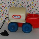 Little Tikes Toddle Tots Totmobiles Little Chunky People Gas Tanker Fuel Truck