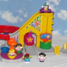 Fisher-Price Little People Surprise Sounds Fun Park Fair & Ferris Wheel