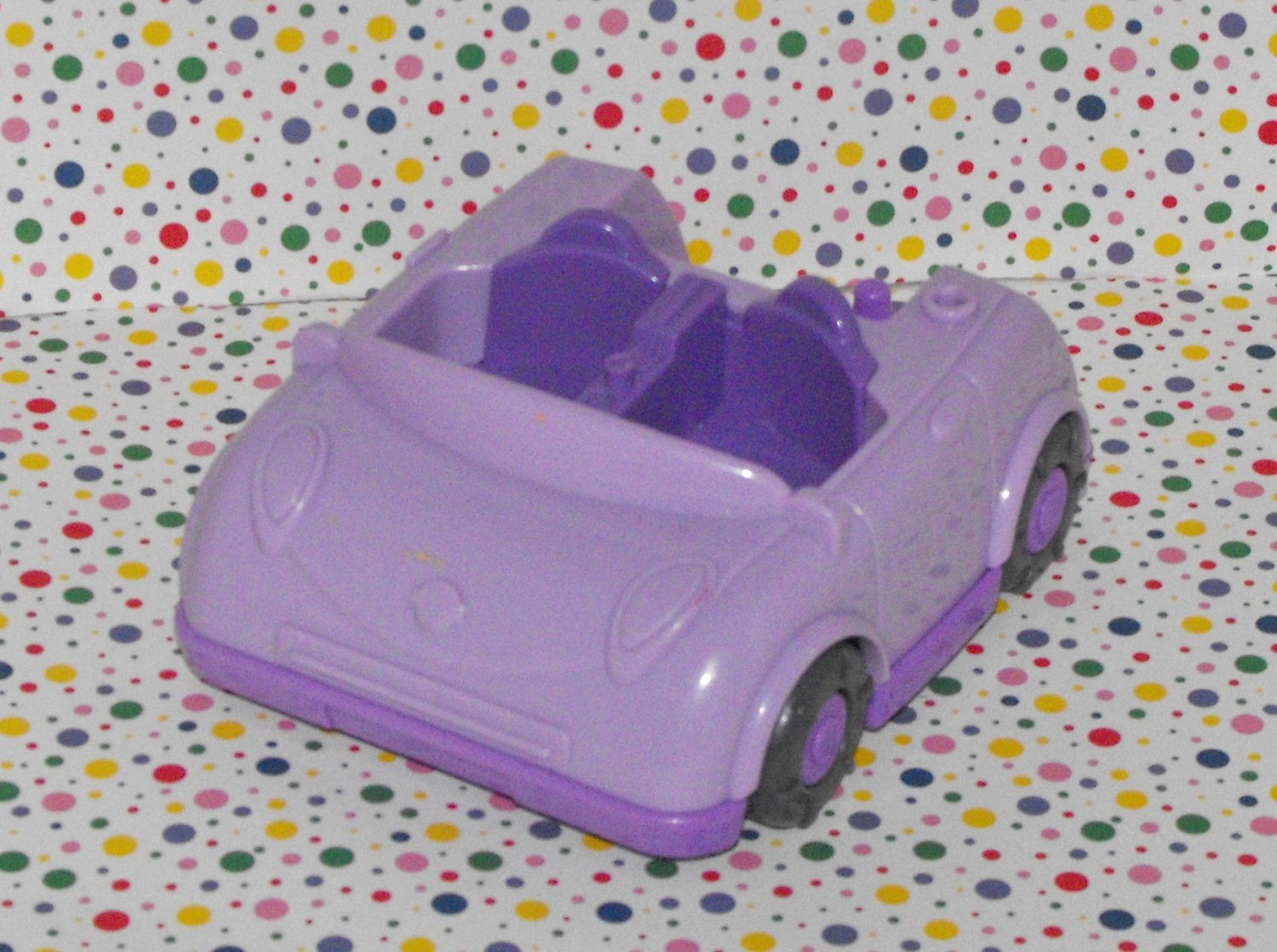 *12/14*SOLD~Fisher Price New Style Little People Sarah Lynn's Camping Adventure Car