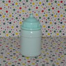 Cabbage Patch Kids CPK Newborn Preemies Blue Aqua Green Doll Baby Bottle