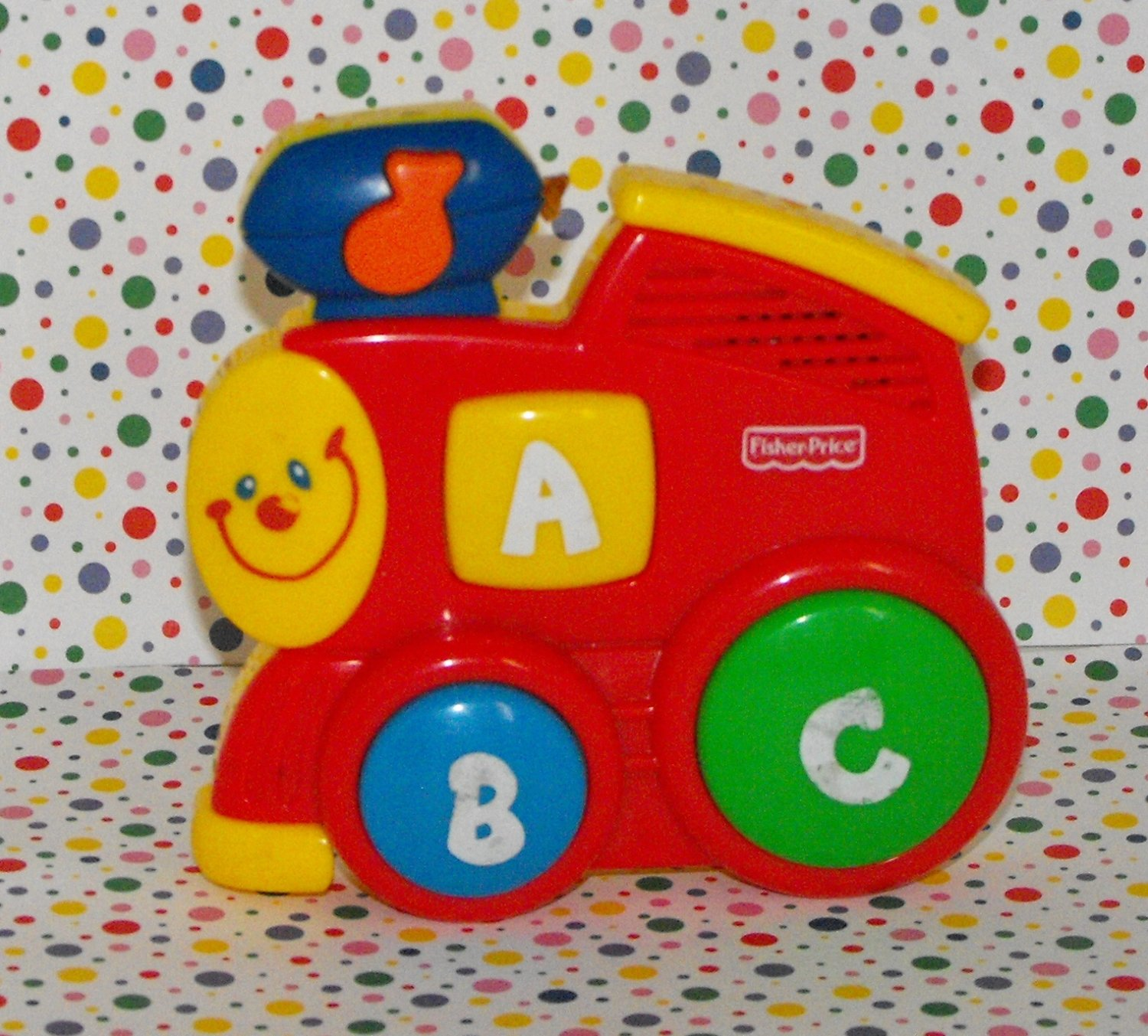 Baby Smartronics A-B-C Train