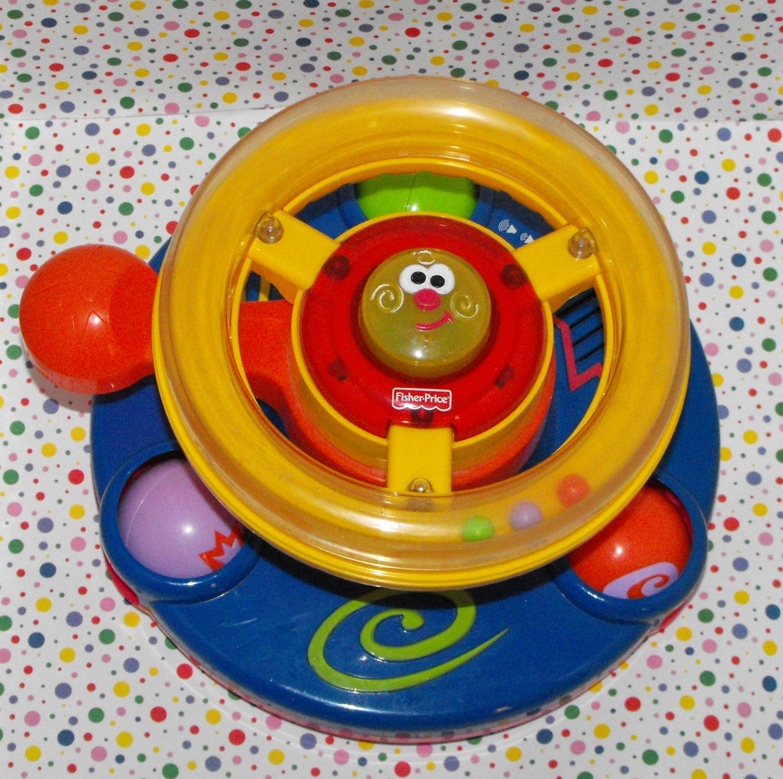 Fisher-Price Baby Playzone Push �n Glide Driver