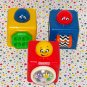 Fisher-Price Bright Beginnings Stacking Action Blocks