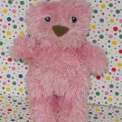 2006 Spin Master Lil Luvables Plush Pink Teddy Bear
