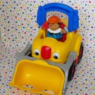 Fisher Price Lifty the Loader ~ Makes Noise!